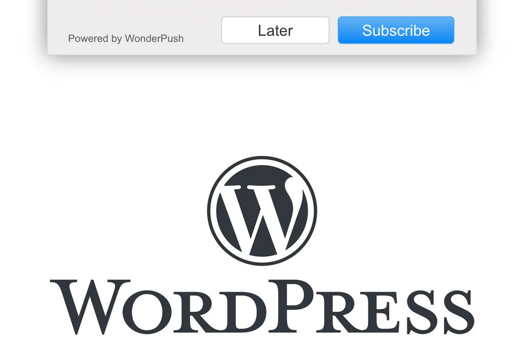 Why web push notifications are a perfect match for WordPress sites
